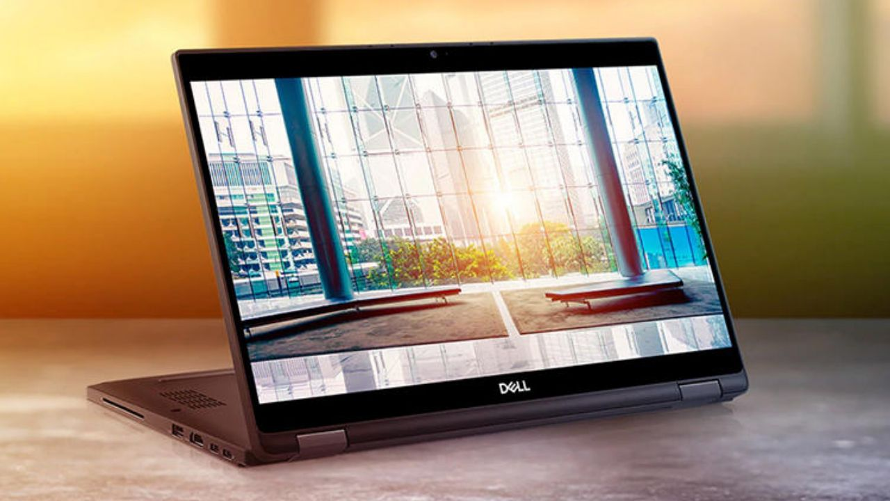the best laptop in the market dell latitude core i7 8th generation.