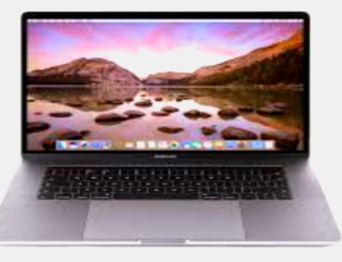 Apple MacBook Pro 15-inch with Touch 9th-gen i9 processor